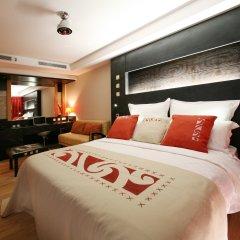 Отель Manava Suite Resort Tahiti комната для гостей