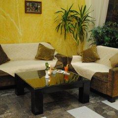 Hotel Glaros интерьер отеля
