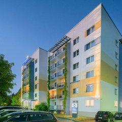 Отель Best Western Hotel Windorf Германия, Лейпциг - 2 отзыва об отеле, цены и фото номеров - забронировать отель Best Western Hotel Windorf онлайн вид на фасад