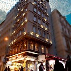 Murano Hotel Турция, Стамбул - отзывы, цены и фото номеров - забронировать отель Murano Hotel онлайн вид на фасад