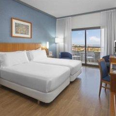 Отель Vecindario Aeropuerto Весиндарио комната для гостей фото 4
