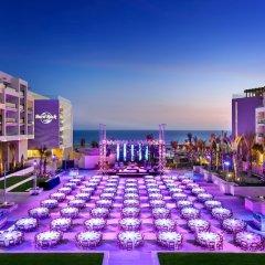 Отель Hard Rock Hotel Los Cabos - All inclusive Мексика, Кабо-Сан-Лукас - отзывы, цены и фото номеров - забронировать отель Hard Rock Hotel Los Cabos - All inclusive онлайн помещение для мероприятий