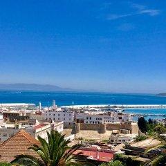 Отель Fredj Hotel and Spa Марокко, Танжер - отзывы, цены и фото номеров - забронировать отель Fredj Hotel and Spa онлайн пляж