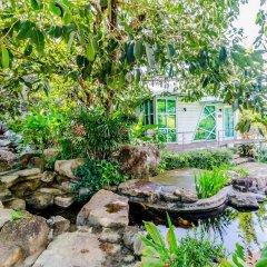 Отель Chalong Hill Tropical Garden Homes Пхукет