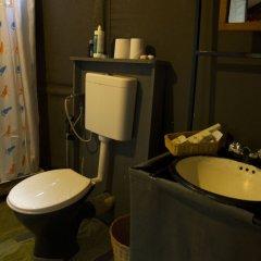 Отель Mahoora Tented Safari Camp All-Inclusive - Yala ванная