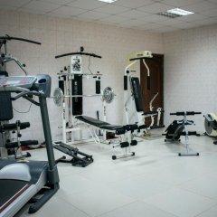 Отель Баккара Ярославль фитнесс-зал