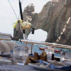 Отель Grey Yacht Мексика, Золотая зона Марина - отзывы, цены и фото номеров - забронировать отель Grey Yacht онлайн приотельная территория