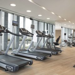 Lotte City Hotel Jeju фитнесс-зал фото 2