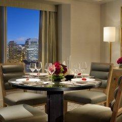 Отель Loews Regency San Francisco питание фото 2