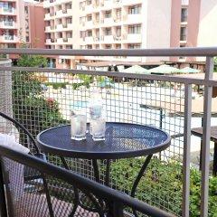 Сентраль Отель балкон