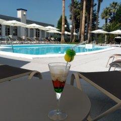 Hotel La Palma de Llanes бассейн