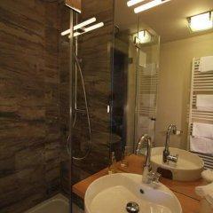 """Отель Hotellerie&Spa """"einfach schon"""" Германия, Дрезден - отзывы, цены и фото номеров - забронировать отель Hotellerie&Spa """"einfach schon"""" онлайн ванная фото 2"""