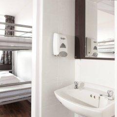 Euro Hostel Glasgow ванная