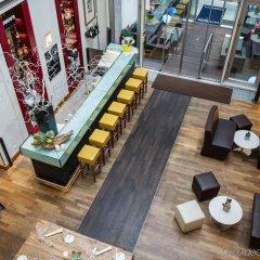 Отель artotel Berlin Mitte Германия, Берлин - 1 отзыв об отеле, цены и фото номеров - забронировать отель artotel Berlin Mitte онлайн фитнесс-зал