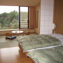 Отель Kyukamura Nanki-katsuura Начикатсуура бассейн
