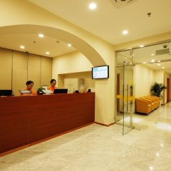 Dongdan Hotel Beijing интерьер отеля фото 3