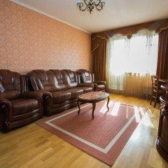Апартаменты Apartments in Krylatskoye комната для гостей фото 4