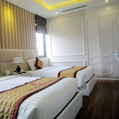 Hanoi HM Boutique Hotel комната для гостей фото 3