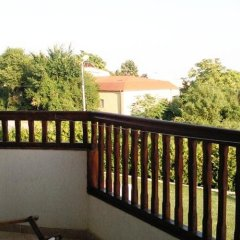 Отель Morski Briz Балчик балкон