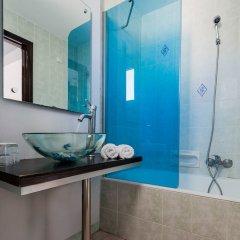 Отель Afandou Beach Resort ванная