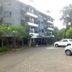 Отель ZEN Rooms Cilandak парковка