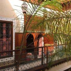 Отель Riad Monika Марокко, Марракеш - отзывы, цены и фото номеров - забронировать отель Riad Monika онлайн балкон