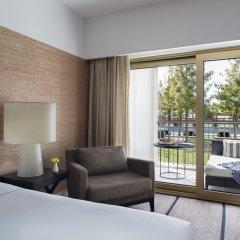 Отель Anantara Vilamoura Португалия, Пешао - отзывы, цены и фото номеров - забронировать отель Anantara Vilamoura онлайн комната для гостей фото 5