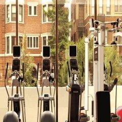 Отель Washington Hilton фитнесс-зал фото 4