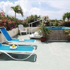 Отель Maya Turquesa Мексика, Плая-дель-Кармен - отзывы, цены и фото номеров - забронировать отель Maya Turquesa онлайн бассейн фото 3
