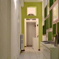 Отель Green Domus Италия, Флоренция - отзывы, цены и фото номеров - забронировать отель Green Domus онлайн интерьер отеля фото 2