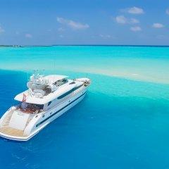 Отель Sea Jaguar Мальдивы, Северный атолл Мале - отзывы, цены и фото номеров - забронировать отель Sea Jaguar онлайн приотельная территория фото 2