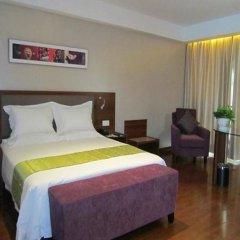 Отель Yitel Xian Big Wild Goose Pagoda Китай, Сиань - отзывы, цены и фото номеров - забронировать отель Yitel Xian Big Wild Goose Pagoda онлайн комната для гостей фото 3