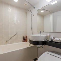 Отель Mitsui Garden Hotel Shiodome Italia-gai Япония, Токио - 1 отзыв об отеле, цены и фото номеров - забронировать отель Mitsui Garden Hotel Shiodome Italia-gai онлайн ванная