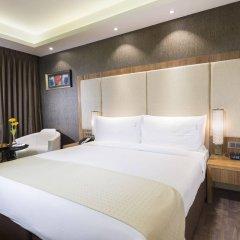 Отель Holiday Inn Kolkata Airport комната для гостей фото 3