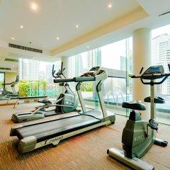 Отель Admiral Premier Sukhumvit 23 By Compass Hospitality Бангкок фитнесс-зал