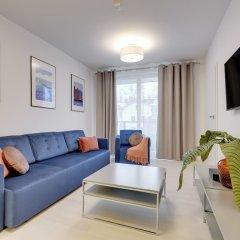 Апартаменты Lion Apartments -Chopina 29 комната для гостей фото 5