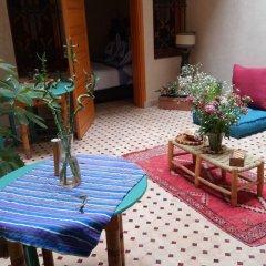 Отель Riad Majdoulina Марокко, Марракеш - отзывы, цены и фото номеров - забронировать отель Riad Majdoulina онлайн интерьер отеля