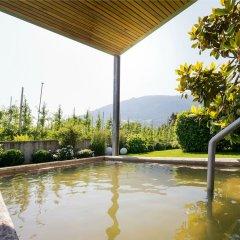 Design Hotel Tyrol Парчинес приотельная территория фото 2