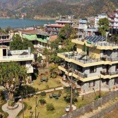 Отель Mandala Непал, Покхара - отзывы, цены и фото номеров - забронировать отель Mandala онлайн пляж фото 2