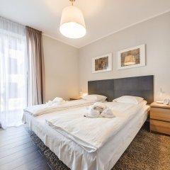 Отель Apartamenty Sun&Snow Sopocki Hipodrom Сопот комната для гостей