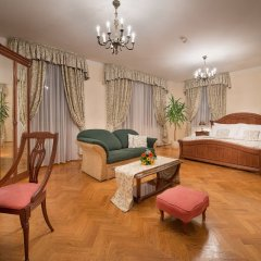Boutique Hotel Constans Prague спа