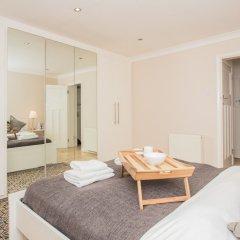 Апартаменты 1 Bedroom Apartment in City Centre Брайтон комната для гостей фото 3