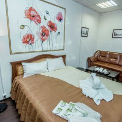 Мини-отель WELCOME комната для гостей