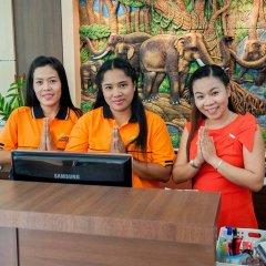 Patong Mansion Hotel интерьер отеля фото 2