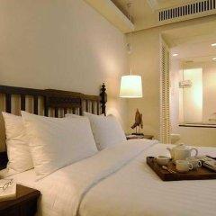 Апартаменты Saladaeng Colonnade Serviced Apartment комната для гостей фото 2