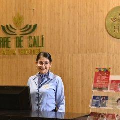 Torre De Cali Plaza Hotel интерьер отеля фото 2