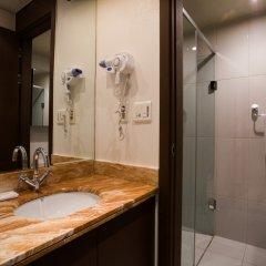 Отель Brown Suites Seoul Южная Корея, Сеул - 1 отзыв об отеле, цены и фото номеров - забронировать отель Brown Suites Seoul онлайн ванная фото 2