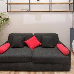 Апартаменты BP Apartments - Cozy Montmartre комната для гостей фото 4