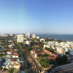 Отель Diamond Sea Apartment Вьетнам, Вунгтау - отзывы, цены и фото номеров - забронировать отель Diamond Sea Apartment онлайн пляж