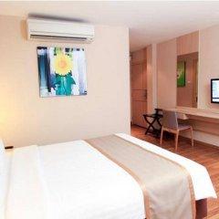 Отель Petals Inn Бангкок комната для гостей фото 4
